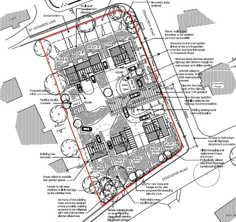 Cranworth Rd Plan