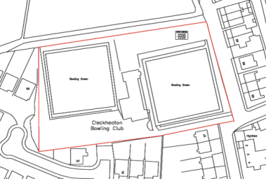 CBC Site Plan
